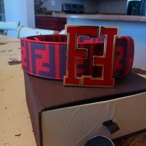 Fendi Accessories - Fendi Belt Brand New